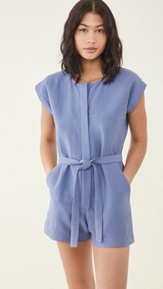 Rachel Comey Vico Shortsuit Romper