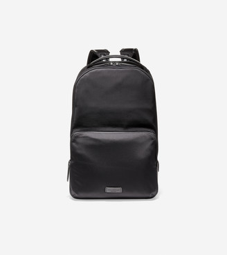 Cole Haan GRANDSERIES Nylon and Leather Backpack