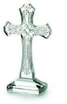 "Waterford CLARE CROSS, 9 1/2"" H"