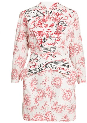 Stella McCartney We Are The Weather Cotton Dress
