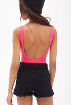 Forever 21 Barbie Graphic Bodysuit