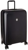 Victorinox Connex Medium Hardside Case (Black) Luggage