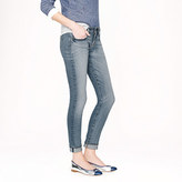 J.Crew Selvedge toothpick jean in cherish wash