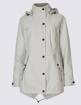 Marks and Spencer Waterproof Hooded Anorak
