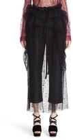 Isa Arfen Women's 'Dramatic Apron' Tulle Skirt