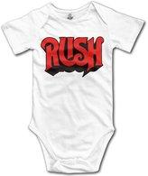 Vogt Rush Original Logo Unisex Baby Onesies
