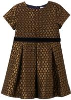 Jacadi Flaner Metallic Dress