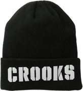 Crooks & Castles Men's Stencil Beanie