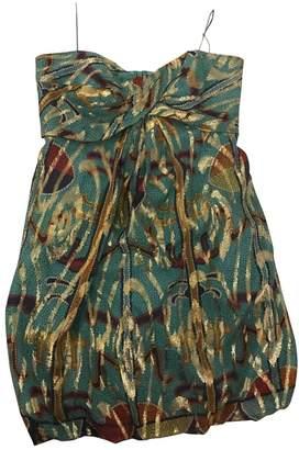 Nicole Miller Multicolour Silk Dresses