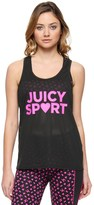 Juicy Couture B Ball Mesh Tank