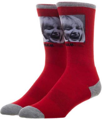 Bioworld Men's Socks - Scream Socks