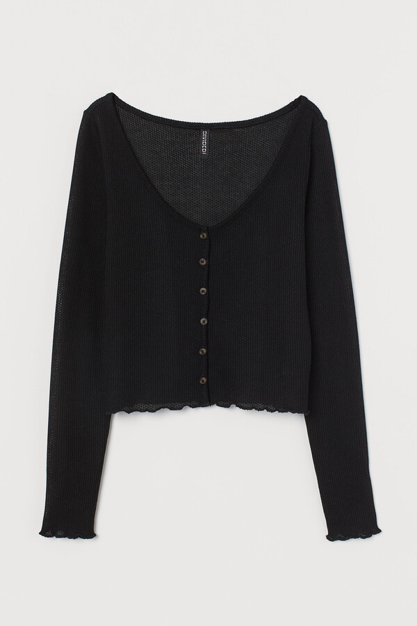Thumbnail for your product : H&M Fitted cardigan