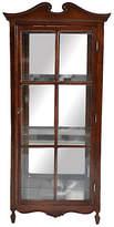 One Kings Lane Vintage French Provençal Display Cabinet