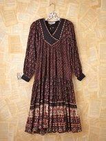 Namaste Vintage 1970s Indian Cotton Dress