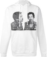 Ih Nom Uh Nit graphic print hooded sweatshirt
