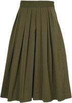 TOMORROWLAND midi full skirt