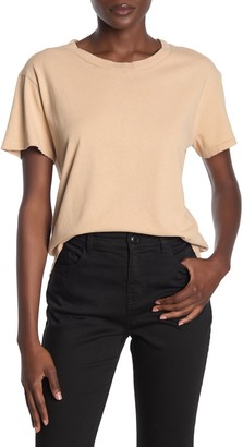 Nili Lotan Brady Distressed T-Shirt