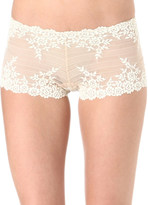 Wacoal Embrace lace boyshorts