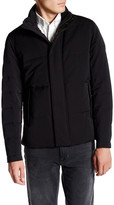 Vince Genuine Leather & Down Quilted Jacket