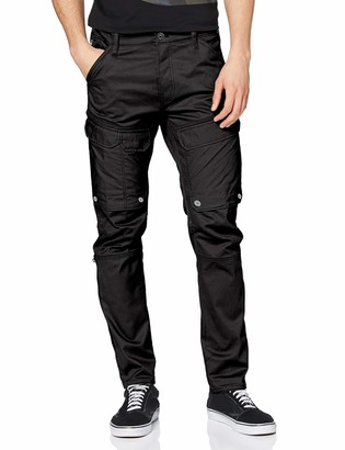 G Star Men's Front Pocket Slim Cargo Pant Trouser