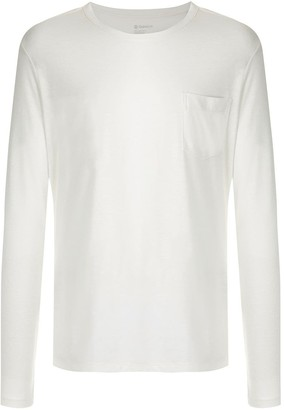 OSKLEN Rustic E-basics long sleeved T-shirt