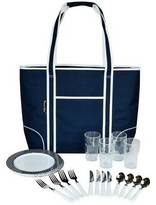 Picnic at Ascot Extra Large Picnic Bag Equipped for 4