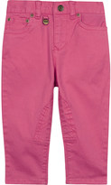 Ralph Lauren Skinny cotton trousers 3-24 months