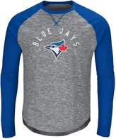 Majestic Toronto Blue Jays Special Move Long Sleeve T-Shirt