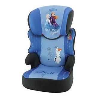 Kurt Geiger Nania Booster Seat with BEFIX Backrest Group 2/3 Frozen 2, 4