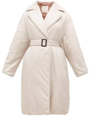 Max Mara Greenco Coat - Womens - Ivory