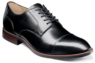 Nunn Bush Fifth Ave Cap Toe Oxford