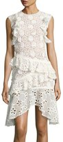 Alexis Arleigh Dress White