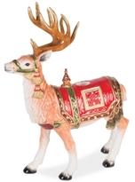 Fitz & Floyd Holiday Tidings Standing Deer Candleholder