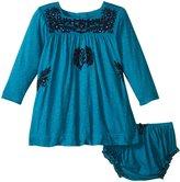 Pink Chicken Marabelle Dress Set (Baby) - Ink Blue - 18-24 Months
