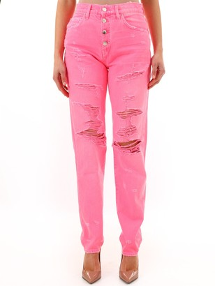 Amiri Ripped Jeans