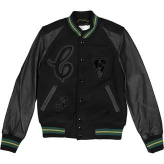 Coach Black Wool Jackets