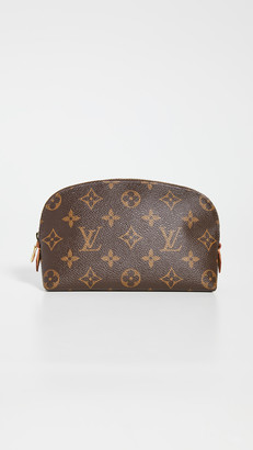 What Goes Around Comes Around LV Monogram Cosmetic Pouch