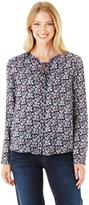 Tom Tailor Women's Floral Printed Woven Top