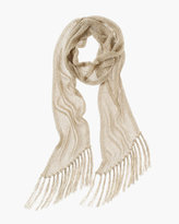 Chico's Metal Mesh Scarf