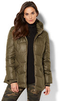 New York & Co. Hooded Puffer Jacket