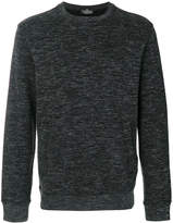 Stone Island Shadow Project crew neck jumper
