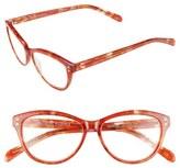 Corinne McCormack Women's 'Marley' 53Mm Reading Glasses - Pink Tortoise