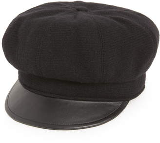 Eric Javits Carnaby Packable Baker Boy Cap