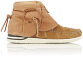 Visvim Men's FBT Lhamo-Folk Moccasin Sneakers