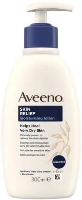 Aveeno Skin Relief Nourishing Shea Butter Body Lotion 300Ml