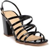 Via Spiga Everly Patent Leather Sandal