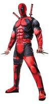 Rubie's Costume Co Marvel Deadpool Deluxe Adult Costume