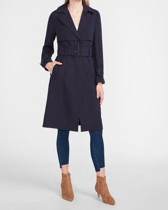 Express Belted Trench Coat