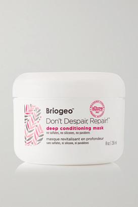 BRIOGEO Don't Despair, Repair! Deep Conditioning Mask, 236ml - one size