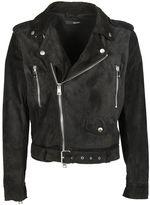 Dacute Zipped Biker Jacket